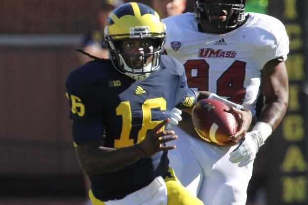 Michigan Football: What Wolverines Must Do to Fix Slow Start