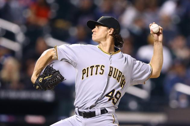 Jeff Locke: Can the Pirates Afford Another Paul Maholm for a Year or Two?