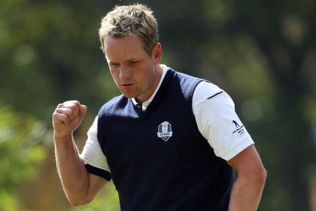 2012 Ryder Cup: Live Coverage, Reaction of Day 3 Singles Matches
