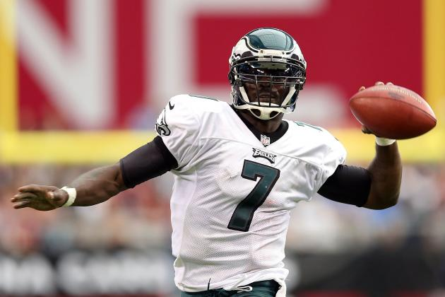 Michael Vick vs. Nick Foles: A Case for Each to Be the Eagles' Starting QB