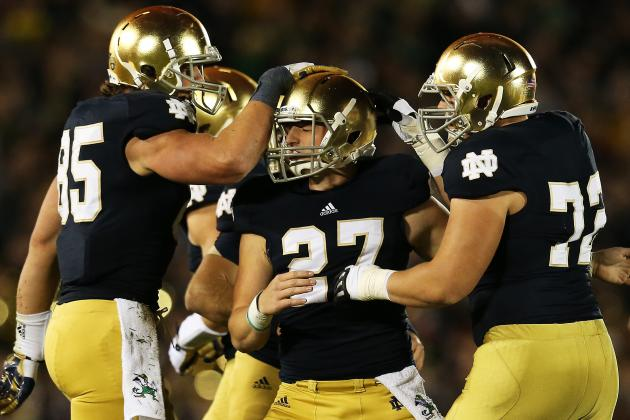 Notre Dame Football: Irish's Path to Title Game Is Getting Easier