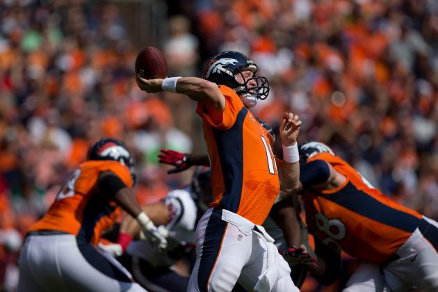 Peyton Manning: Updated Fantasy Football Analysis and Outlook