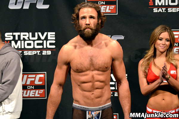 MMA: A Practical Examination of Facial Hair and Its Role in Mixed Martial Arts
