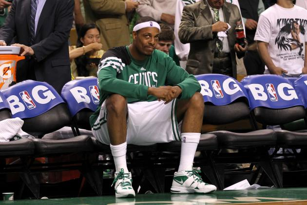 Would Boston Celtics Ever Consider Using Paul Pierce off the Bench?