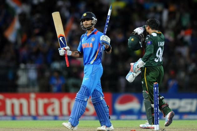 T20 World Cup 2012: Recap, Score & More from India vs. Pakistan Match