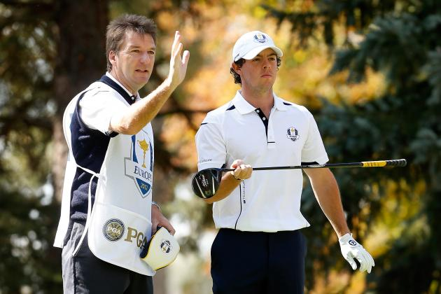 Rory McIlroy vs. Keegan Bradley: How Late Arrival Affected Rory out the Gate