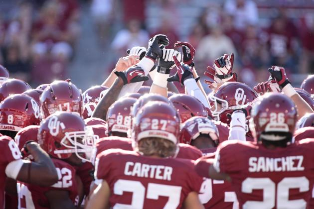 Oklahoma Sooners: 2-Game Texas Trip Set to Provide True Identity for Sooners