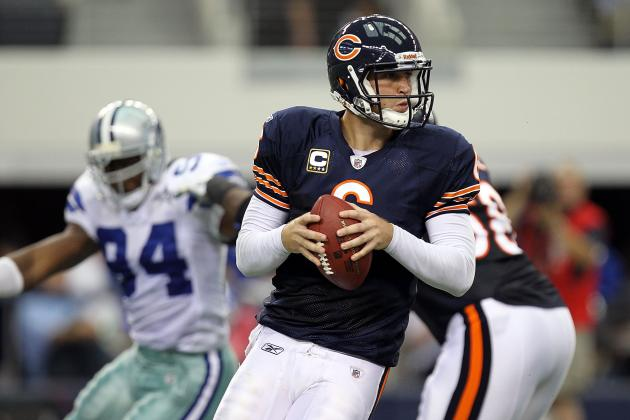 NFL Picks Week 4: Gambling Guide for Cowboys vs. Bears on Monday Night Football