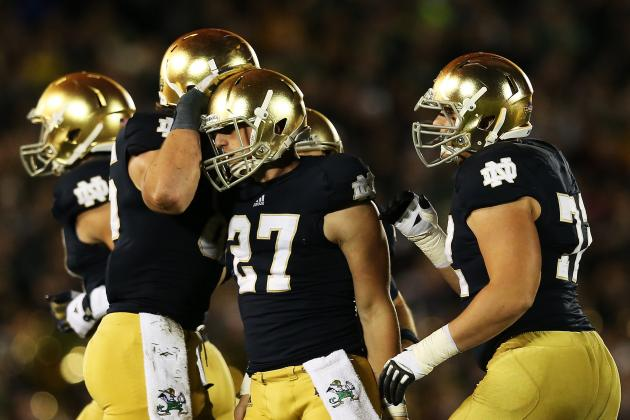Notre Dame Football: Fighting Irish's Quest for BCS Starts vs. Miami