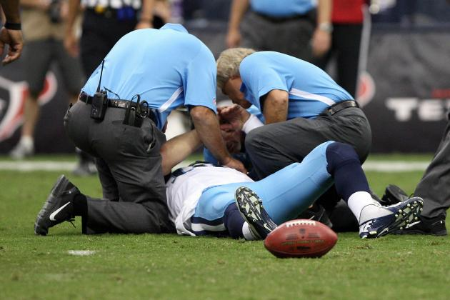 Jake Locker Injury: What Does It Mean for Fantasy Football Owners, Titans?