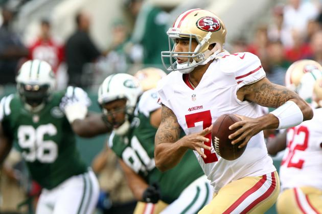 Colin Kaepernick: Breaking Down Versatile QB's Role in 49ers Offense