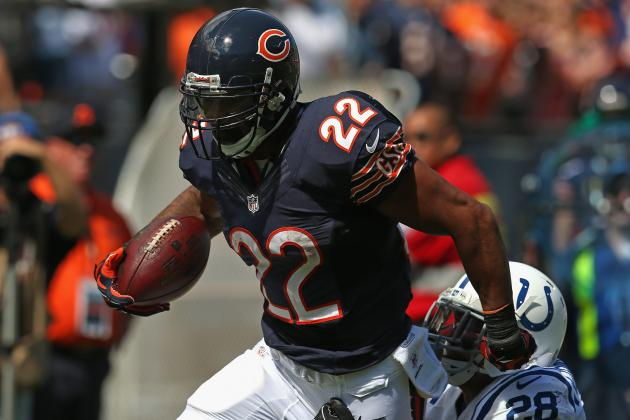 Matt Forte: Bears' RB Will Return to Fantasy Prominence in Week 5