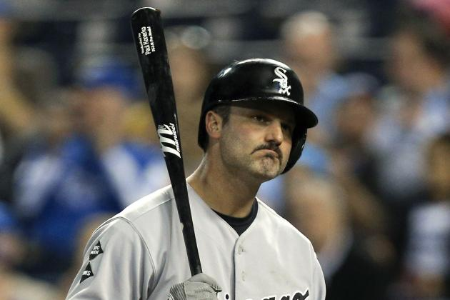 Konerko to Undergo Hand Surgery After Season