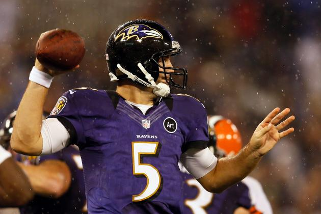 """Flacco's Contract Is """"up to Bisciotti"""""""