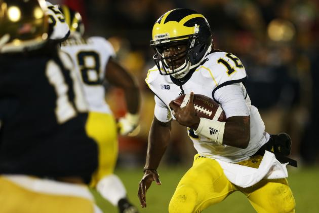 Michigan Football: What Wolverines Must Do to Rebound from Notre Dame Loss