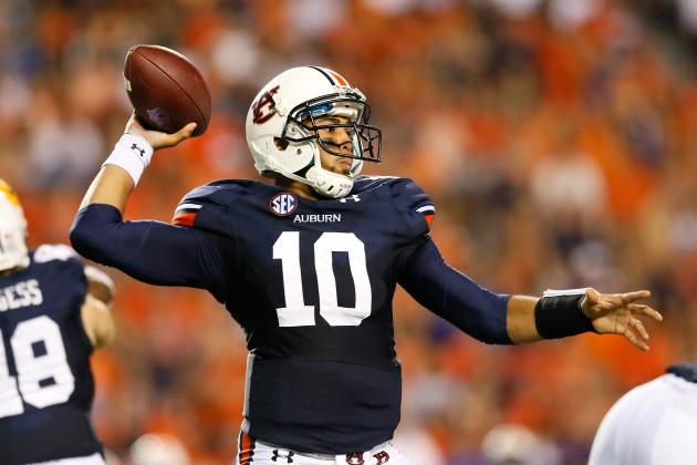 Auburn Football: How Kiehl Frazier Can Turn His Season Around