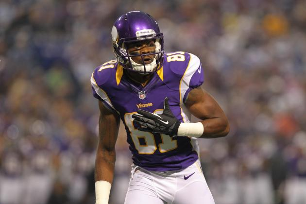 Jerome Simpson: Updated Fantasy Football Analysis and Outlook