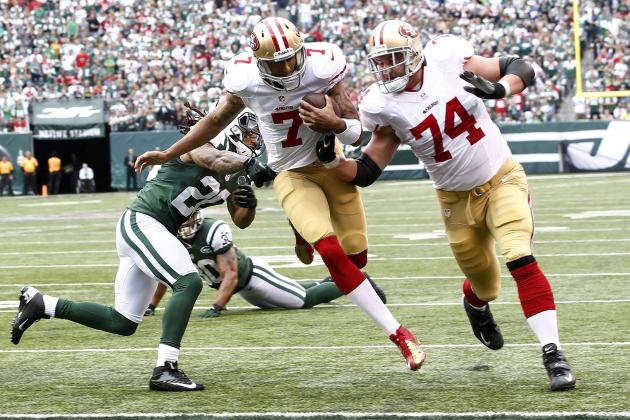 Colin Kaepernick: Updated Fantasy Football Outlook and Analysis of 49ers QB