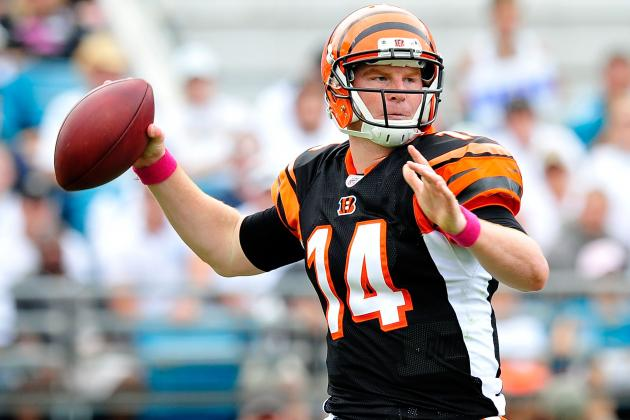 Cincinnati Bengals vs. Jacksonville Jaguars: Live Score, Video and Analysis