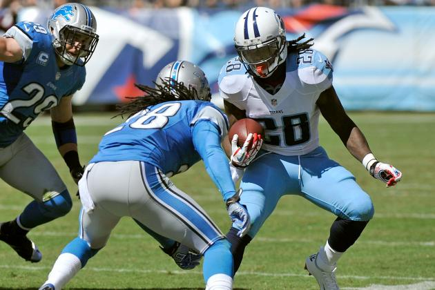 Fantasy Football: Tennessee Titans' Chris Johnson Finally Has His Big Game