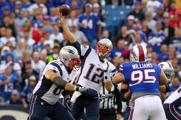 Winners and Losers from the New England Patriots 52-28 Win vs. the Buffalo Bills