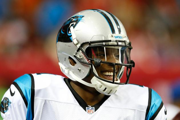 Fantasy Football Week 4: Carolina Panthers' Cam Newton Has Fantastic Performance