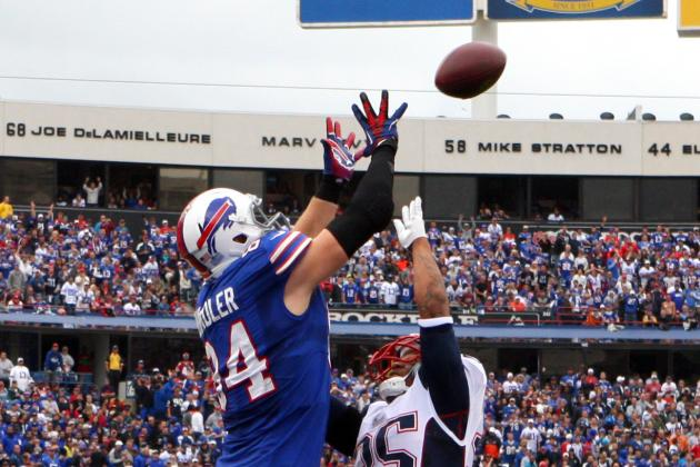 New England Patriots: Secondary Issues Hard to Ignore in Win over Buffalo Bills