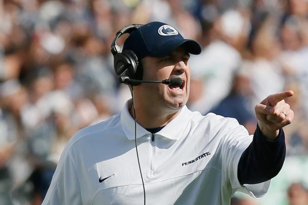 Penn State: Why Bill O'Brien Has to Be the Early Favorite for Coach of the Year