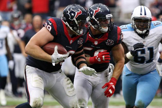 Titans vs. Texans: Houston Rises While Tennessee Sinks