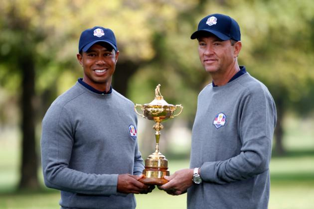 Ryder Cup 2012: What Tiger's Benching Means for the Rest of Team USA