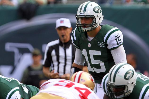 Tim Tebow: Benching Mark Sanchez in Favor of Tebow Would Be Unwise for Jets