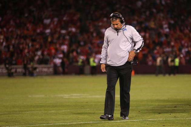 Does Jim Schwartz Deserve to Be on Hot Seat for Detroit Lions' Wretched Start?