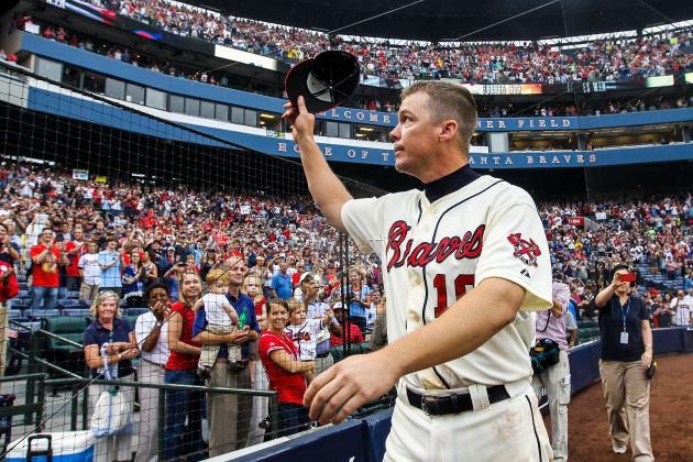 Chipper Jones: Gifts Keep Coming for Future Hall of Famer