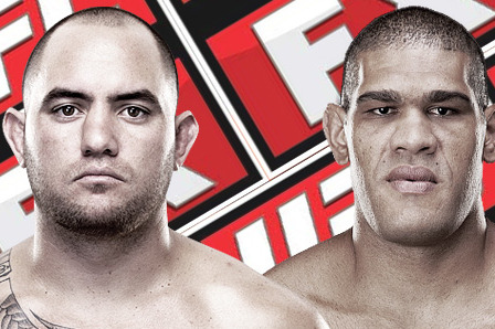 UFC 'Quick Break': Travis Browne vs. Bigfoot Silva