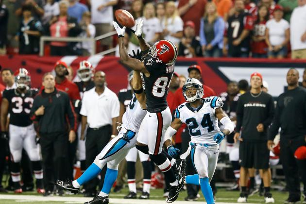 Roddy White: Clutch Performance Proves Falcons Receiver Is Among NFL's Elite
