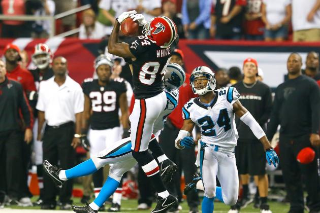 Roddy White: What Big Week 4 Means for Fantasy Owners