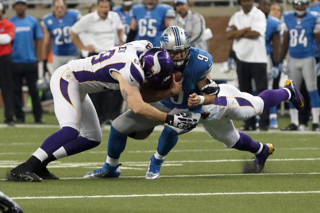 Struggling Special Teams Play Give the Lions Their Third Loss of the Season