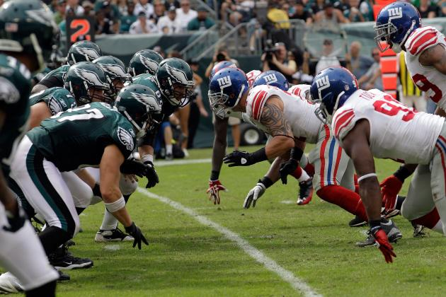 Philadelphia Eagles vs. New York Giants: Live Score, Analysis for NFL Week 4