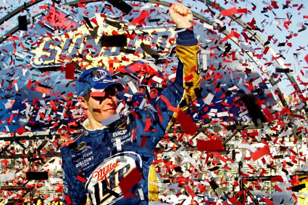 NASCAR Chase Standings 2012: Brad Keselowski Steals Sprint Cup Lead at Dover