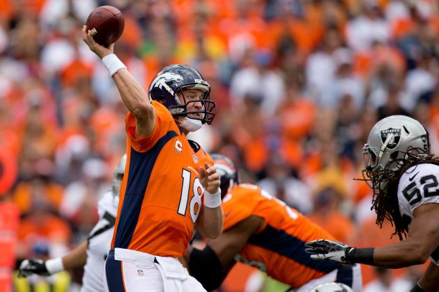 Denver Broncos Proving They Are Better Than Average, Yet Still Not Great