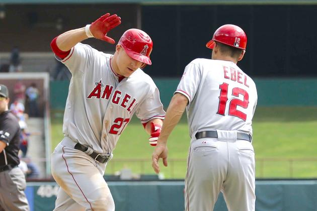 Mike Trout: Angels Rookie Has Multiple MVP Awards in His Future