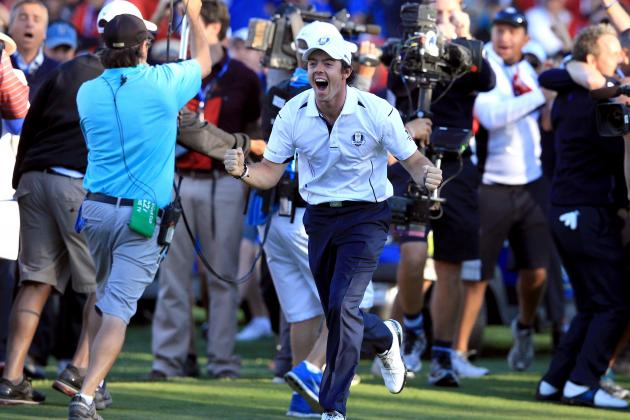 2012 Ryder Cup: What We Learned from This Year's Tournament