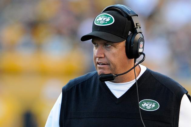 Gauging the Hot Seat for Rex Ryan Following Loss to San Francisco 49ers