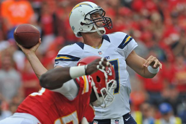 San Diego Chargers vs. Kansas City Chiefs: Live Score, Video & Analysis