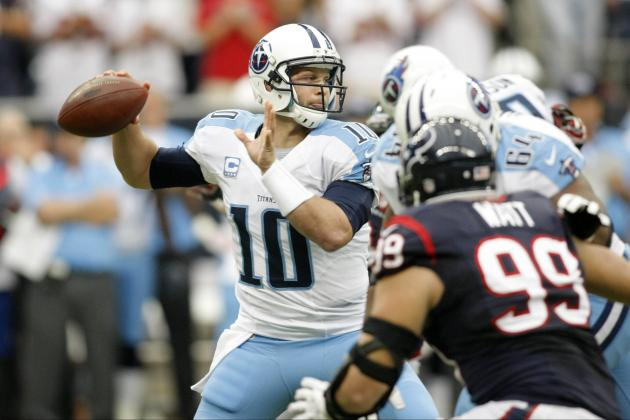 How Jake Locker's Injury Changes the Tennessee Titans' Offensive Game Plan