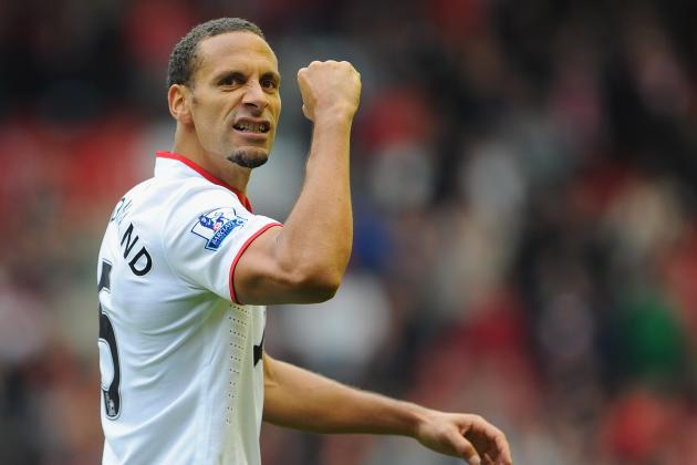 Manchester United: The Eventual Aging of Rio Ferdinand
