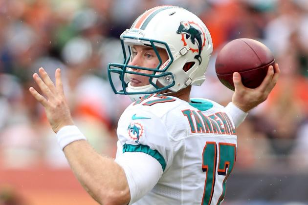 Why Ryan Tannehill Is Most Promising Rookie in 2012 QB Class