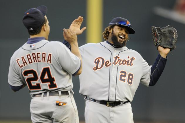 Fielder's Homer Helps Tigers Pad Central Lead