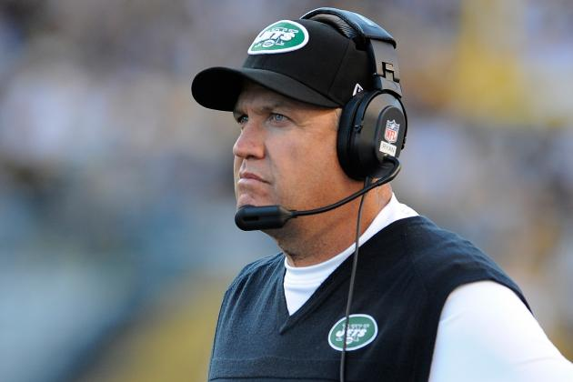 Rex Ryan's Refusal to Admit QB Mistake is Killing New York Jets