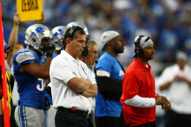 Why Detroit Lions Are the NFL's Most Disappointing Team so Far in 2012